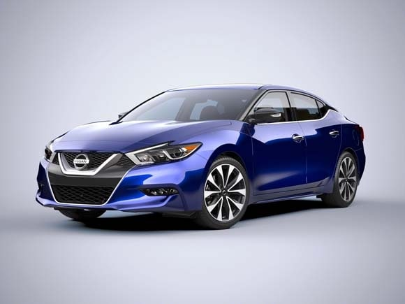 2016 Nissan Maxima Bows In New York Kelley Blue Book