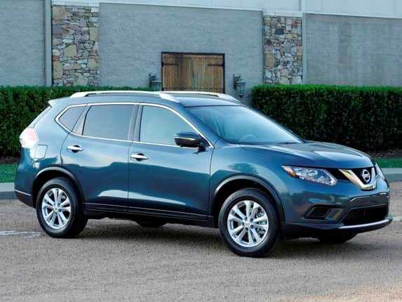 2016 Nissan Rogue offers new features - Kelley Blue Book
