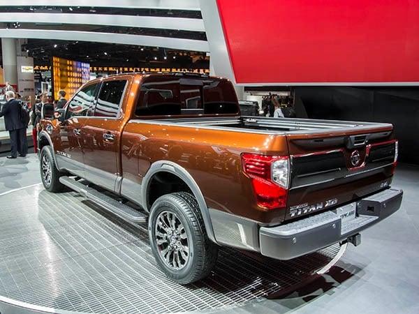 2016 Nissan Titan -- More than a 1/2-ton (+VIDEO) - Kelley ...