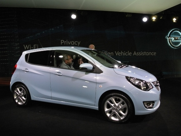 Making Its Global Debut In Geneva, The New Opel Karl Offers An Early Look  At The Design    And Likely Many Of The Features    Expected In The Fully  Remade ...