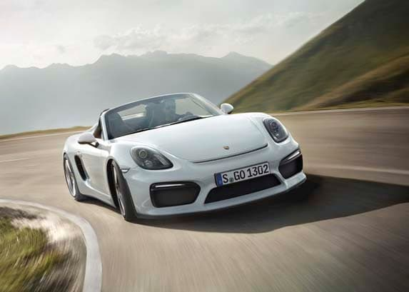 while we have wonderful memories its predecessor the 2011 2012 987 model boxster spyder which combined a