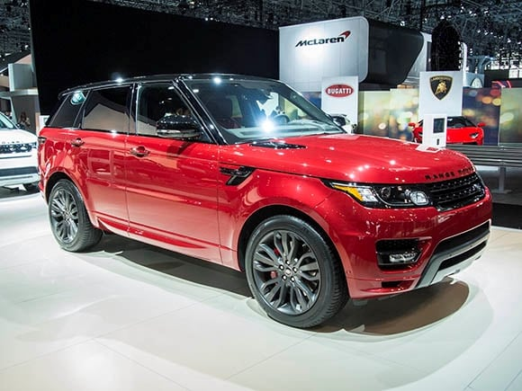 2016 Range Rover Sport Hst Boasts 380 Hp Kelley Blue Book