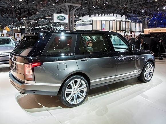 2016 range rover svautobiography raises the luxury benchmark kelley blue book. Black Bedroom Furniture Sets. Home Design Ideas