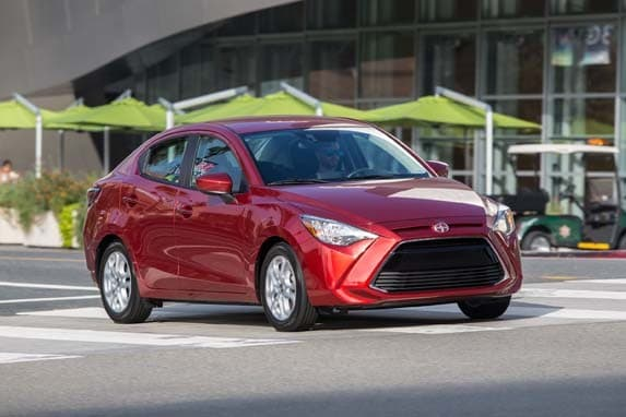 2016 Scion Ia First Review Kelley Blue Book