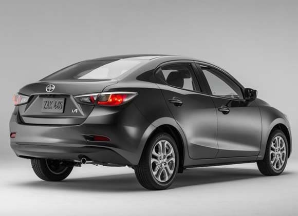 2016 Scion iA sets off on a new course - Kelley Blue Book