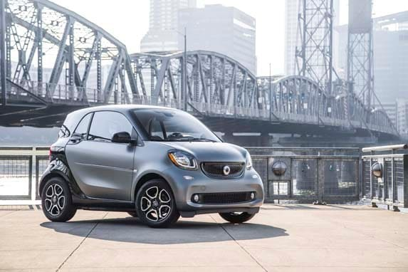2016 Smart Fortwo First Review