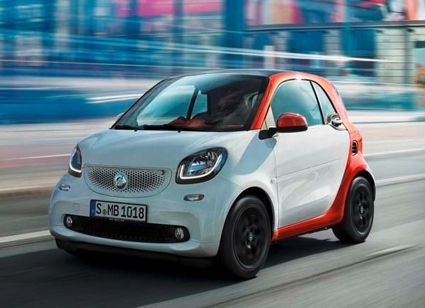 2016 Smart Fortwo makes American debut | Kelley Blue Book