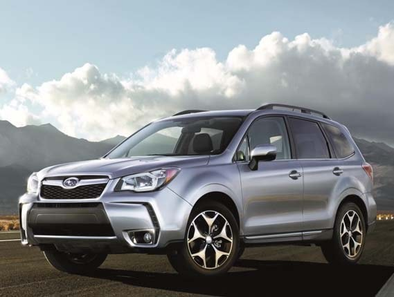 2016 Subaru Forester Adds Starlink Kelley Blue Book