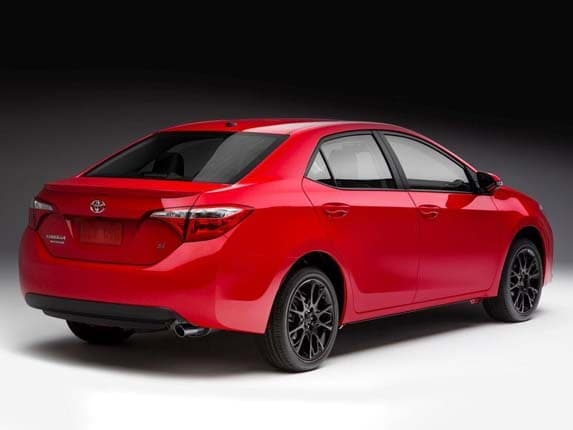 2016 toyota camry and corolla special editions bow kelley blue book. Black Bedroom Furniture Sets. Home Design Ideas