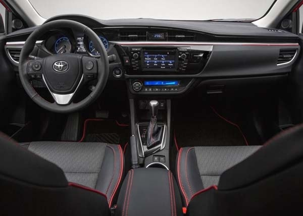 2016 Toyota Corolla Special Edition Spotlight On Style Kelley Blue Book