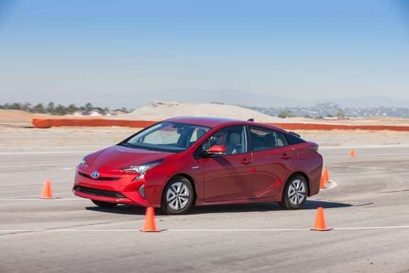 Popular 2016 Toyota Prius First Review  Kelley Blue Book