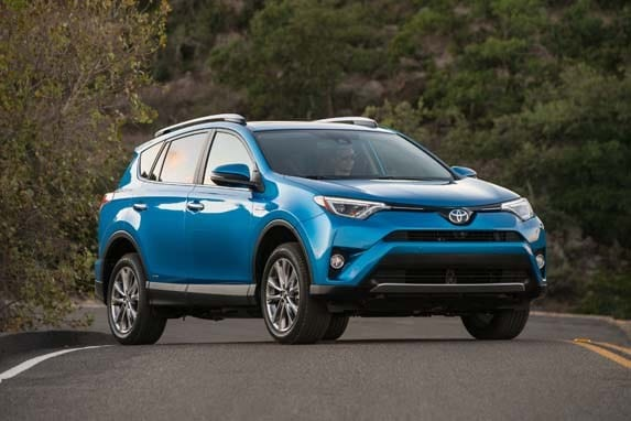 2016 Toyota RAV4 Hybrid First Review