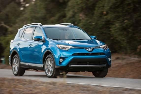 2016 Toyota Rav4 Hybrid First Review Kelley Blue Book