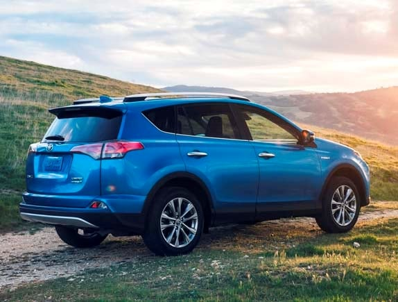 2016 Toyota Rav4 Hybrid Joins Refreshed Lineup Kelley