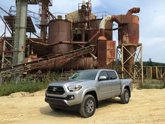 2016 Toyota Tacoma V6 First Review More Modern Efficient Capable