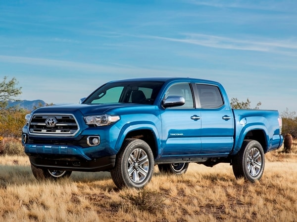 2016 Toyota Tacoma: Segment Leader Revamped (+VIDEO) - Kelley Blue ...