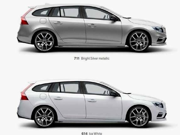 2016 Volvo S60 V60 T6 Polestar Models Coming Kelley Blue