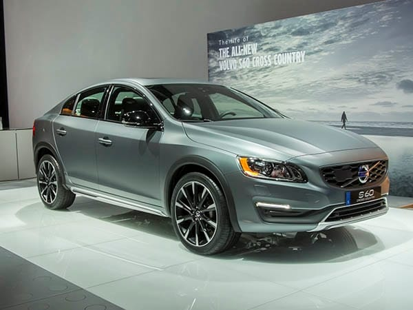 2016 Volvo S60 Lineup Adds Cross Country And Inscription Models
