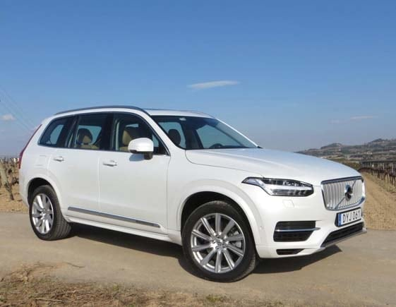 2016 Volvo XC90 First Review: Promise delivered | Kelley Blue Book