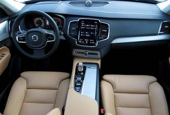 2016 Volvo Xc90 First Review Promise Delivered Kelley Blue Book
