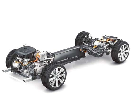 2016 Volvo Xc90 T8 Twin Engine Hybrid Shown