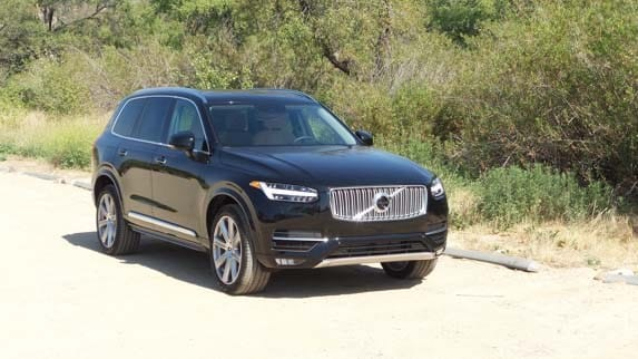 2016 Volvo XC90 T6 AWD Inscription Quick Take - Kelley Blue Book