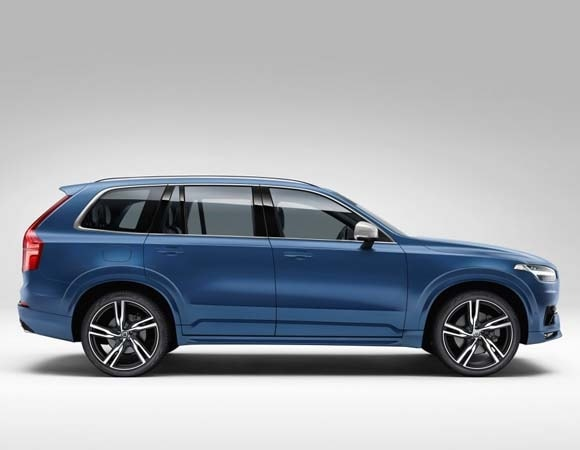 2016 volvo xc90 r design adds more enthusiast edge. Black Bedroom Furniture Sets. Home Design Ideas