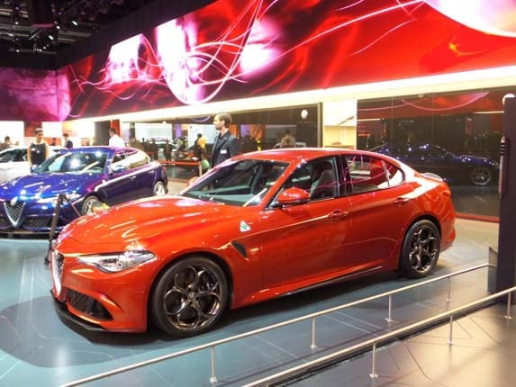 Alfa Romeo Giulia Quadrifoglio Priced For Europe Kelley Blue Book