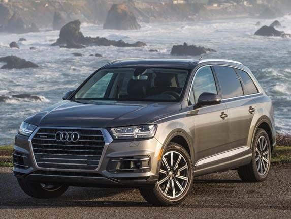 2017 Audi Q7 First Review A New Era Dawns Kelley Blue Book