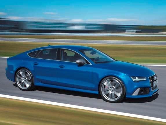 2017 Audi RS7 Sportback U.S. bound - Kelley Blue Book