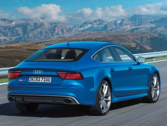 2017 Audi RS7 Sportback Performance U.S. bound - Kelley Blue Book