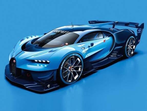 2017 bugatti chiron supercar confirmed | kelley blue book
