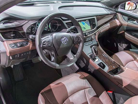 2017 Buick Lacrosse Unveiled Kelley Blue Book