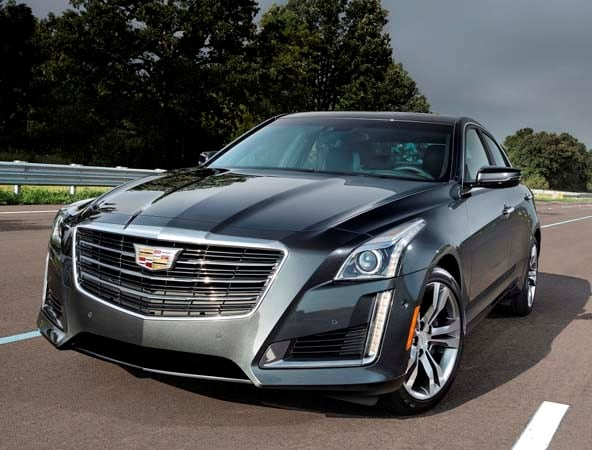 2017 Cadillac models to offer Intelligent and Connected ...