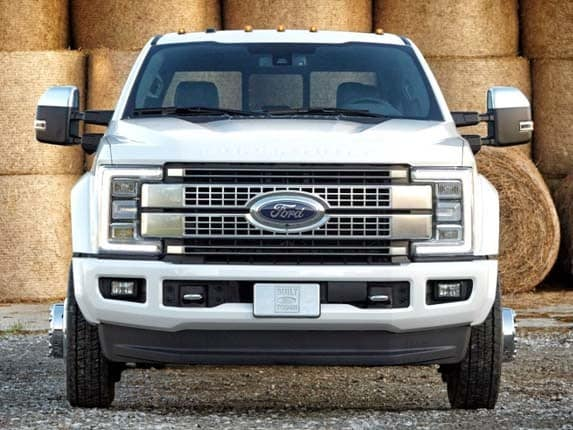 ford duty super platinum unveiled kbb series