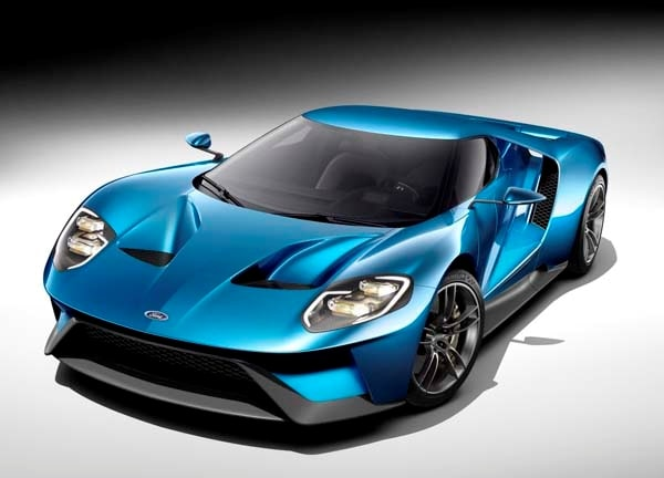 Ford Gt Takes Advanced Racing Tech To The Street Video Kelley Blue Book