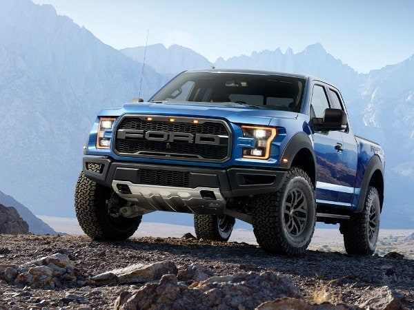 2017 Ford F 150 Raptor Breaks Cover