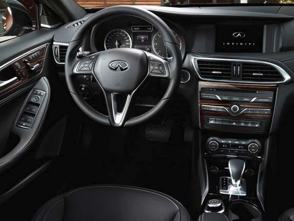 2017 Infiniti Q30 Kelley Blue Book