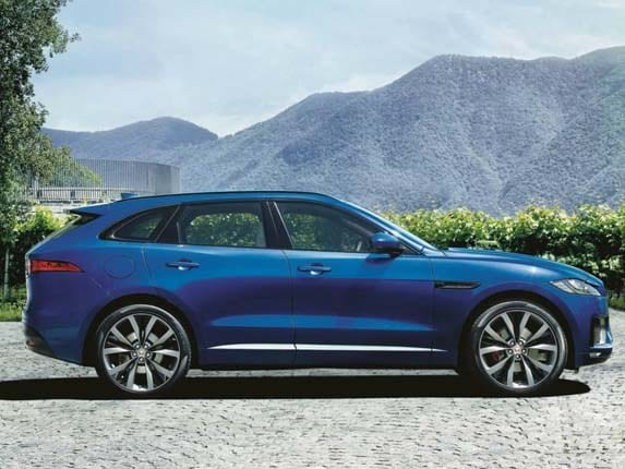2017 Jaguar F Pace Prestige >> 2017 Jaguar F-Pace unleashed - Kelley Blue Book