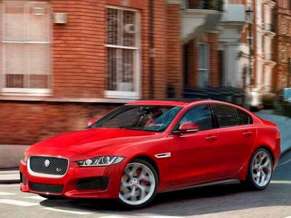 2017 Jaguar Xe 20d And 35t Models Confirmed For The U S