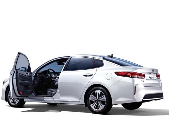 2017 Kia Optima Hybrid/Optima Plug-in Hybrid Preview ...