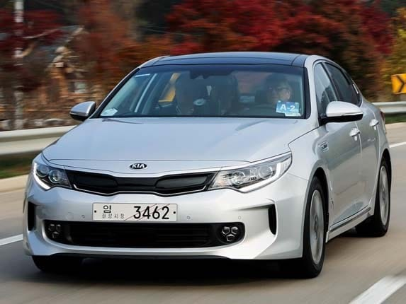 2017 Kia Optima Hybrid Plug In Preview