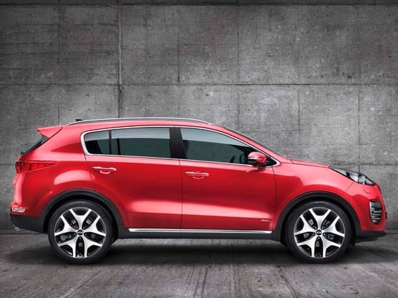 2017 Kia Sportage More Style Sophistication And Spirit Kelley Blue Book
