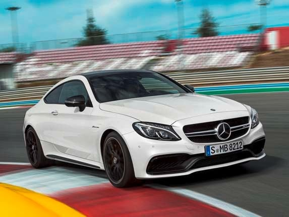 2017 Mercedes Amg C Class Coupes Unveiled Kelley Blue Book