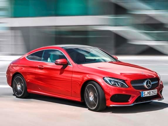 2017 Mercedes Benz C Cl Coupe To Debut At Frankfurt Kelley Blue Book