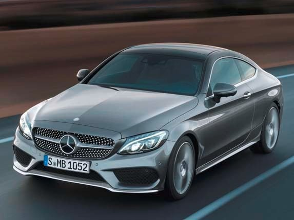 2017 mercedes benz c class coupe to debut at frankfurt for Mercedes benz blue book