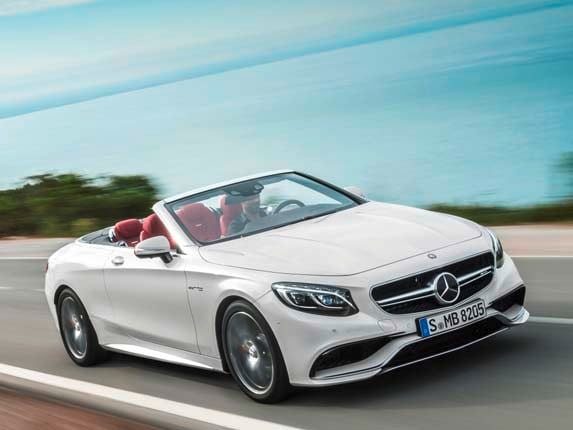 2017 Mercedes Benz S Class Cabriolet Unveiled Kelley