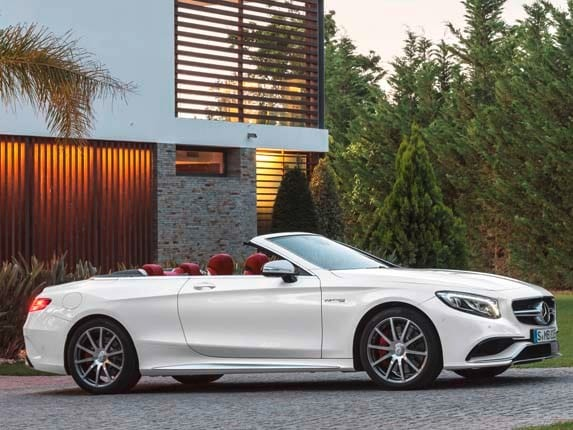 2017 mercedes benz s class cabriolet unveiled kelley for Drop top mercedes benz prices