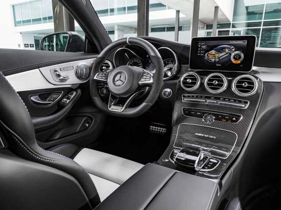 Mercedes C63 Amg 0 60 >> 2017 Mercedes-Benz C300 Coupe and Mercedes-AMG C63 Coupe ...