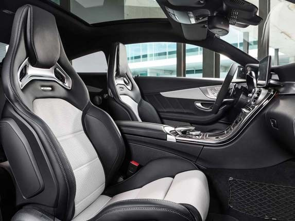 2017 Mercedes Benz C300 Coupe And Mercedes Amg C63 Coupe First